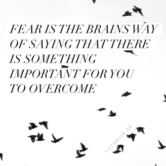 fear important