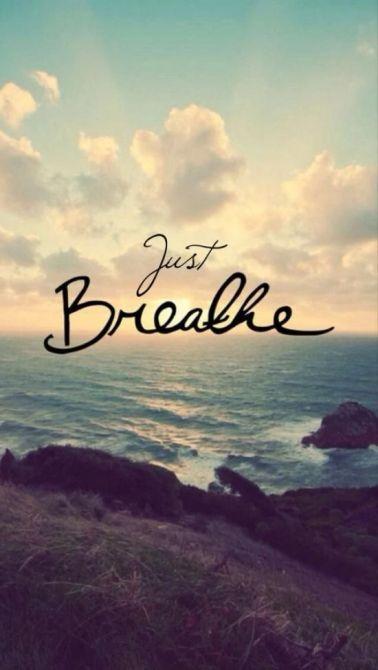 breath just