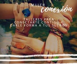 mujer conexion
